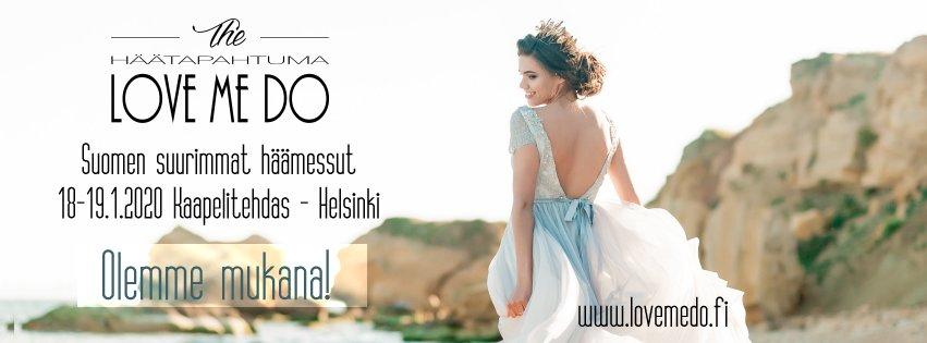 LÖYDÄT MEIDÄT LOVE ME DO MESSUILTA 18.-19.1.2020